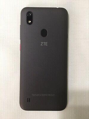 $49 • Buy ZTE Blade A7 Prime - 32 GB, Gray - Model Z6201V, Tested