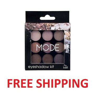 AU7 • Buy Mode Eyeshadow Palette 9 Pigments Vegan Friendly #ORIGINAL Nudes Free Shipping