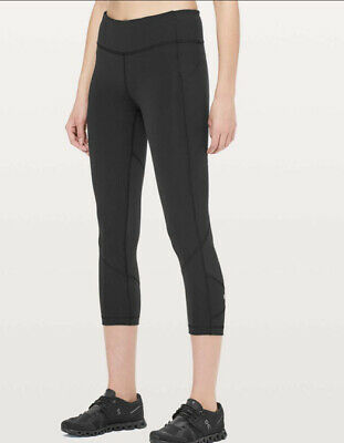 $ CDN75 • Buy LULULEMON ATHLETICA Black PACE RIVAL PANTS/ Tights *Full-On Luxtreme 22  Size 6