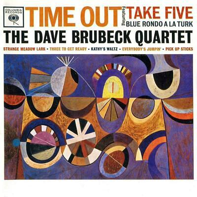 Time Out - The Dave Brubeck Quartet - Mini Poster & Card Frame • 8.99£