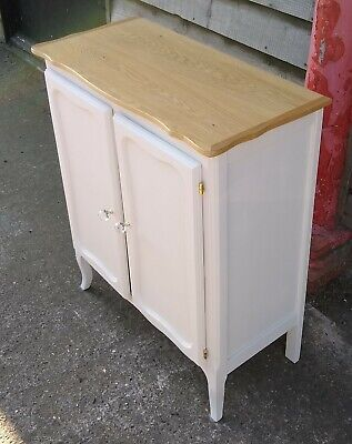 £160 • Buy French Hall Sideboard Buffet Oak/painted
