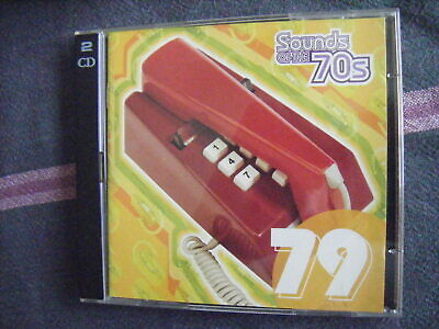 Sounds Of The 70s - 79 [TIME LIFE] - 2 Cds - VG • 12.99£