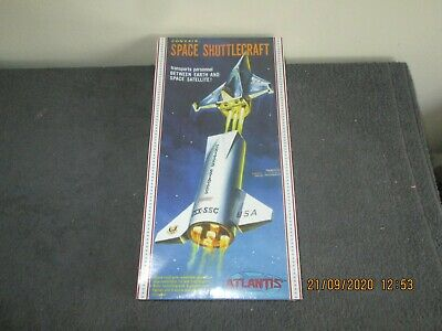 ATLANTIS  CONVAIR  SPACE  SHUTTLE CRAFT (1828)  Rrp.£33    232g • 22.99£