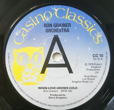 Northern Soul Ron Grainger Orchestra Casino Classics Demo • 0.99£