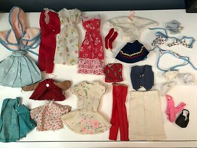 $ CDN12 • Buy Vintage Barbie & Clone Clothing - Assorted Lot