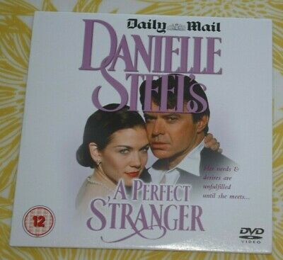 Danielle Steel DVD  Daily Mail Promo A Perfect Stranger • 1.50£