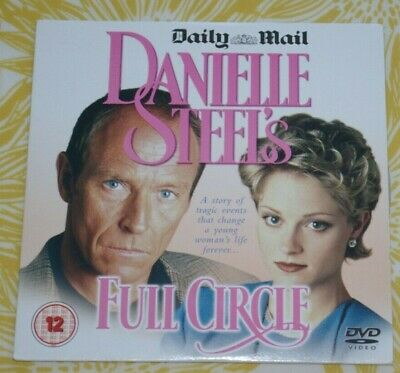 Danielle Steel DVD  Daily Mail Promo Full Circle • 1.50£