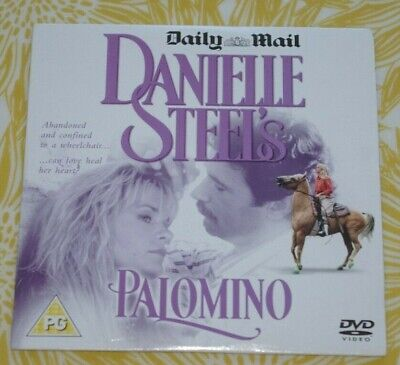 Danielle Steel DVD  Daily Mail Promo Palomino • 1.50£