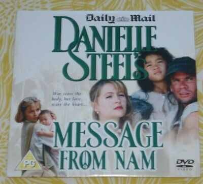 Danielle Steel DVD  Daily Mail Promo Message From Nam • 1.50£