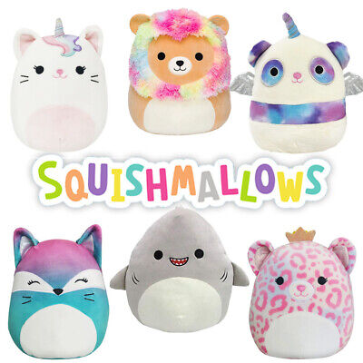 AU27.95 • Buy Squishmallows - Cuddle & Squeeze Super Soft 10  Squishy Plush Toy *FREE DELIVERY
