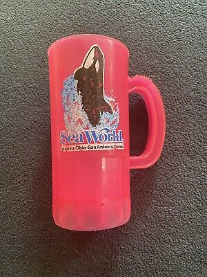 Sea World Large Plastic Cup • 2£