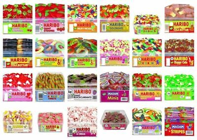 500g Box Of Traditional And Retro Sweets, A FULL HALF KILO 100s Of Flavours • 5.95£