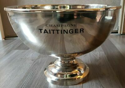 Taittinger Champagne Double Magnum  Cooler  Bucket Little Use Original Box • 499.99£