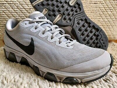 NIKE 'Air Max Tailwind 6' Waffle Skin Grey Trainers - MENS - Size UK 8 (V Rare) • 39.99£