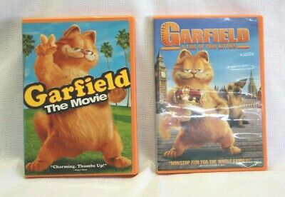 Garfield Dvd 1 05 Dealsan