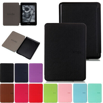 AU21.89 • Buy Ultra Thin Leather Smart Case Cover For New Kindle Paperwhite 2018 6  10th Gen