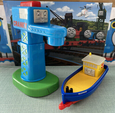 Golden Bear My First Thomas Cranky And Bulstrode Thomas And Friends • 11.99£