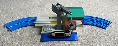 Tomy Trackmaster Thomas The Tank Cranky At The Docks And Bulstrode Track Add On • 10.99£