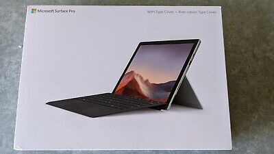 AU1350 • Buy Brand New Microsoft Surface Pro 7 12.3  128GB SSD I5 WITH Type Cover Keyboard