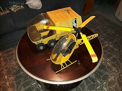 $ CDN183.54 • Buy 1970's G.I.JOE Adventure Team Helicopter And Mobile Command Vehicle Projects