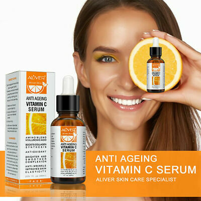AU15.99 • Buy Viola Skin Anti Ageing & Anti Wrinkle Vitamin C Serum 30ml