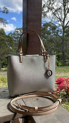AU150 • Buy Oroton Estate Tote Silver