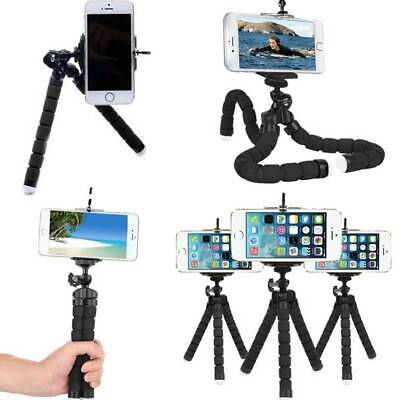 Universal Flexible Stand Octopus Tripod Mount Free Holder For Smart Camera Phone • 3.35£