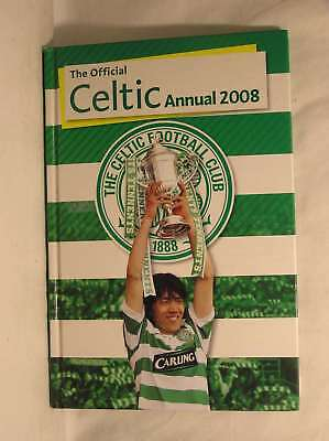 £6.05 • Buy Official Celtic FC Annual 2008 2008, , Excellent Book