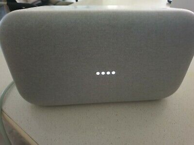 AU152.50 • Buy Google Home Max Smart Assistant - Chalk