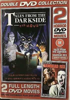 Double DVD Collection - Tales From The Darkside The Movie / Rawhead Rex • 6.99£
