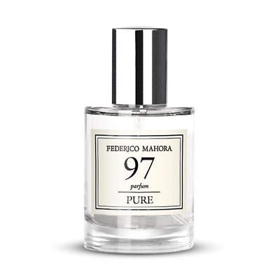 FM 97 Pure Collection Federico Mahora Perfume For Women 30ml UK • 9.99£