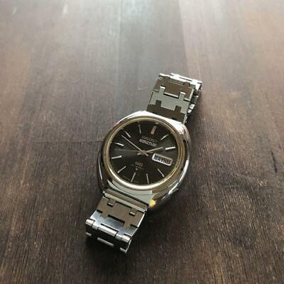 $ CDN257.76 • Buy EXCELLENT Seiko 5 Actus SS 6106-7460 Men's Watch From Japan EXPEDITED SHIPPING