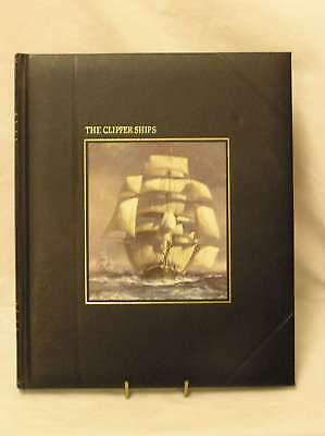 The Seafarers. Time-Life. The Clipper Ships, Time-Life, Excellent Book • 10.80£
