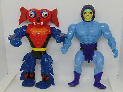 $10.50 • Buy Vtg Masters Of The Universe Skeletor & Evil Horde Mantenna Lot