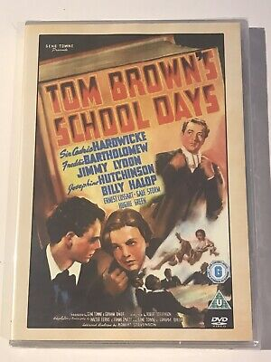 Tom Brown's School Days Dvd 1940 Movie Film New & Sealed Sir Cedric Hardwicke • 17.99£