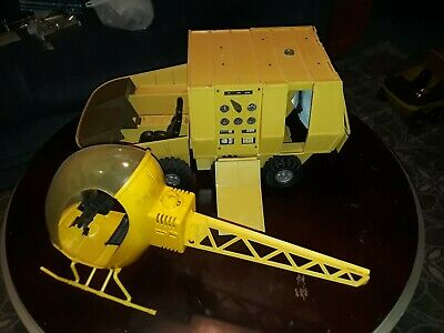 $ CDN187.68 • Buy 1970's G.I.JOE Adventure Team Helicopter And Mobile Command Vehicle Projects