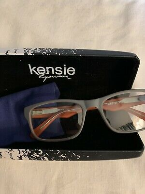 £9.19 • Buy Eye Glasses Frames With Case Small Children's Size Kenzie Brand Nice & Cute!