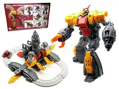 AU119.95 • Buy New Transformers Omega Supreme Autobot G1 Idw Robot Action Figures Ko Toy
