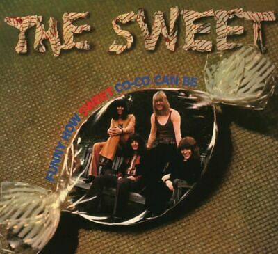 The Sweet – Funny How Sweet Co-Co Can Be [New & Sealed] CD • 5.99£