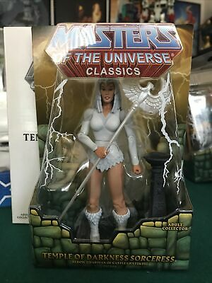 $41 • Buy Masters Of The Universe Classics Temple Of Darkness Sorceress