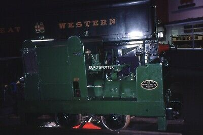 B8S 35mm Slide Yorkshire Water Ruston Hornsby Built @ NRM York • 2.54£