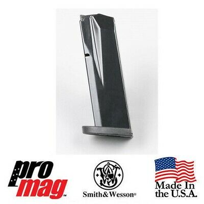 $24 • Buy ProMag SMI32 .45 ACP Blue Steel 10 Round Magazine Clip For Smith & Wesson M&P45