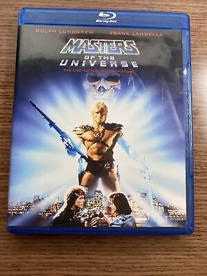 $15 • Buy Rare Blu-ray Masters Of The Universe: 25th Anniversary