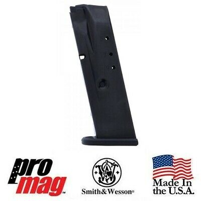 $32.99 • Buy ProMag SMI22 .40 S&W Blue Steel 10 Round Magazine Clip For Smith & Wesson M&P40