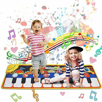 Toys For 2+ Year Old Toddlers, Piano Mat For Boys Girls Age 1+, 19 • 16.49£
