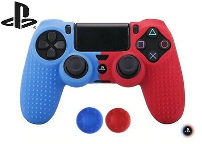 AU14.95 • Buy Anti-Slip Silicone Sony Play Station 4 Dual-shock PS4 Pro Slim Controller Skin!
