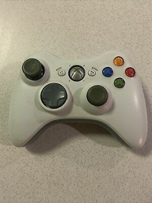 AU25 • Buy White Microsoft Xbox 360 Controller Genuine