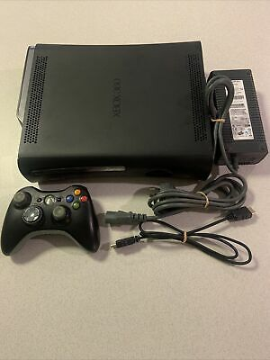 AU109 • Buy Microsoft Xbox 360 Elite Matte Black 250 GB Hard Drive Console