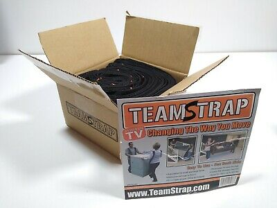 AU21.43 • Buy TeamStrap 3 Piece Furniture Moving Straps