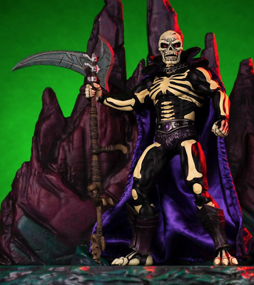 $550 • Buy Masters Of The Universe Scareglow 12  Figure Mondo Motu 1:6 Scale *sold Out*